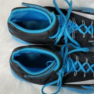 Nike Shoes - NIKE Zoom Blue, Black and Gray Athletic Shoes